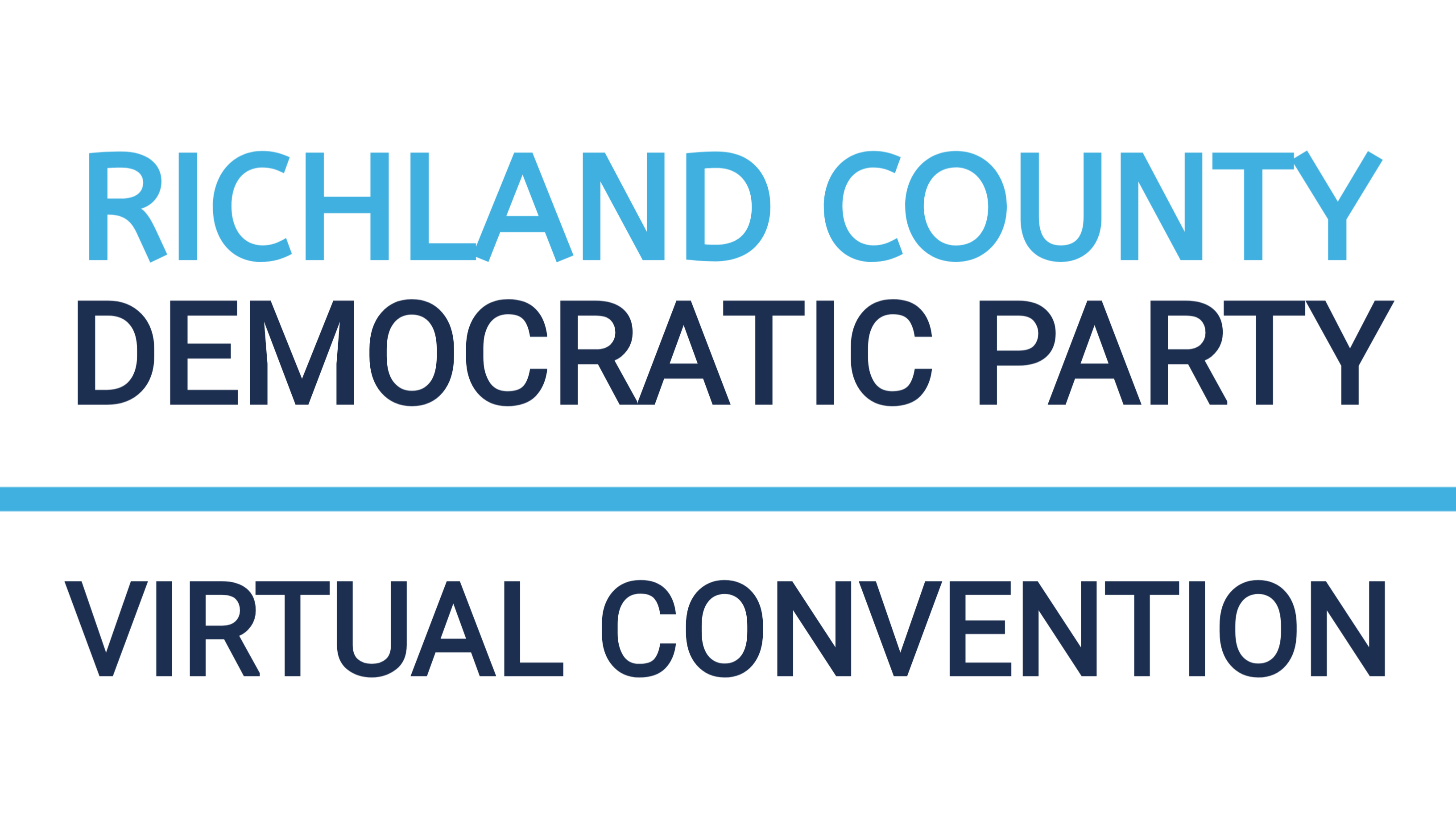 Richland County Democratic Party Virtual Convention